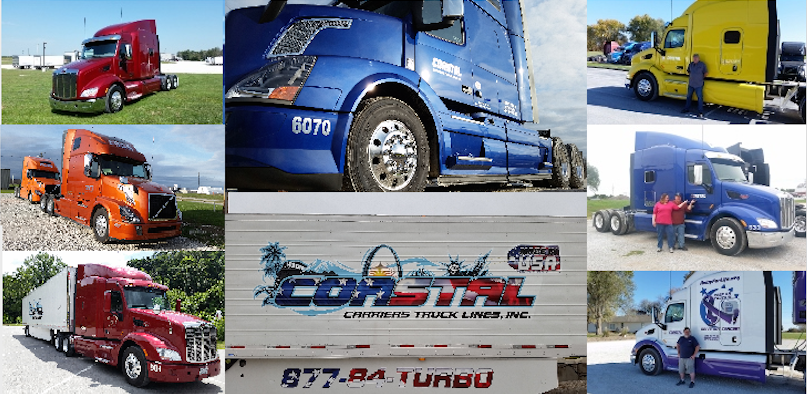 Coastal-Carriers-Truck-Collage